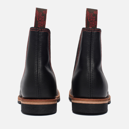 Мужские ботинки Red Wing Shoes 2918 Сhelsea Rancher Leather Black Star