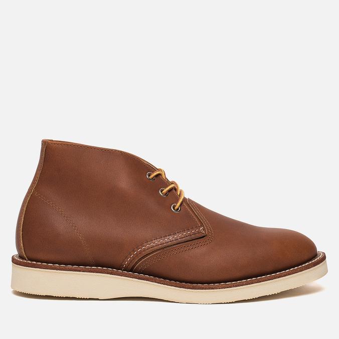 Мужские ботинки Red Wing Shoes 3140 Classic Chukka Leather Oro-Iginal