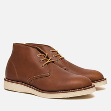 Мужские ботинки Red Wing Shoes 3140 Classic Chukka Leather Oro-Iginal фото- 2