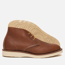Мужские ботинки Red Wing Shoes 3140 Classic Chukka Leather Oro-Iginal фото- 1
