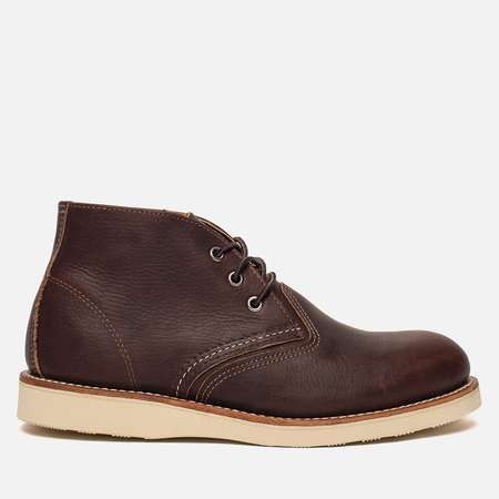 Мужские ботинки Red Wing Shoes 3141 Classic Chukka Leather Briar Oil Slick