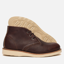 Мужские ботинки Red Wing Shoes 3141 Classic Chukka Leather Briar Oil Slick фото- 1