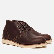 Мужские ботинки Red Wing Shoes 3141 Classic Chukka Leather Briar Oil Slick фото- 2