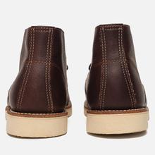 Мужские ботинки Red Wing Shoes 3141 Classic Chukka Leather Briar Oil Slick фото- 3