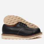 Мужские ботинки Red Wing Shoes 8106 Classic Oxford Leather Black Chrome фото- 2