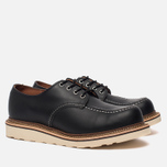 Мужские ботинки Red Wing Shoes 8106 Classic Oxford Leather Black Chrome фото- 1