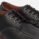 Мужские ботинки Red Wing Shoes 8106 Classic Oxford Leather Black Chrome фото- 5