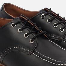 Мужские ботинки Red Wing Shoes 8106 Classic Oxford Leather Black Chrome фото- 5