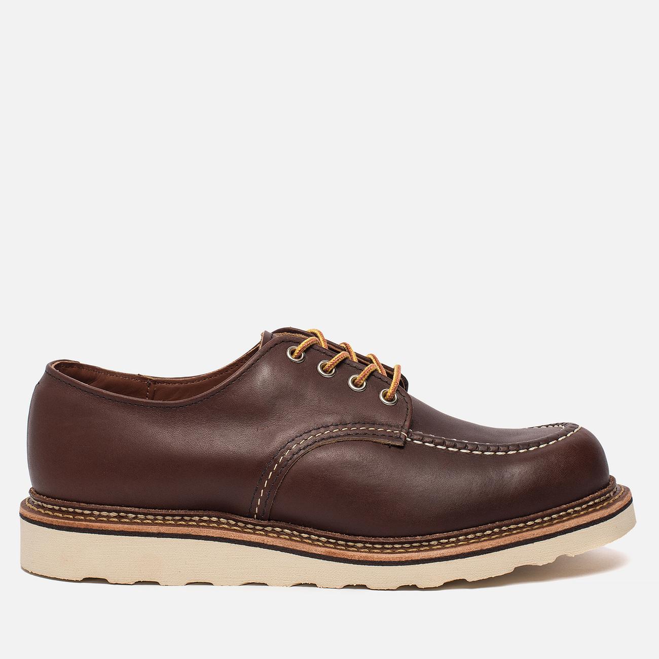 Мужские ботинки Red Wing Shoes 8109 Classic Oxford Leather Mahogany Oro-Iginal