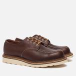 Мужские ботинки Red Wing Shoes 8109 Classic Oxford Leather Mahogany Oro-Iginal фото- 1