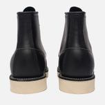 Мужские ботинки Red Wing Shoes 8130 Classic Moc Leather Black Chrome фото- 3