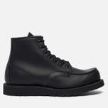 Мужские ботинки Red Wing Shoes 8137 6-Inch Moc Leather Black Skagway фото- 0