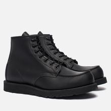 Мужские ботинки Red Wing Shoes 8137 6-Inch Moc Leather Black Skagway фото- 1