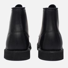 Мужские ботинки Red Wing Shoes 8137 6-Inch Moc Leather Black Skagway фото- 3