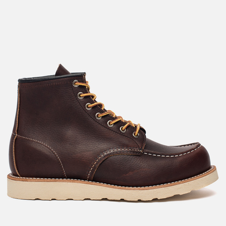 Мужские ботинки Red Wing Shoes 8138 Classic Moc Leather Briar Oil Slick