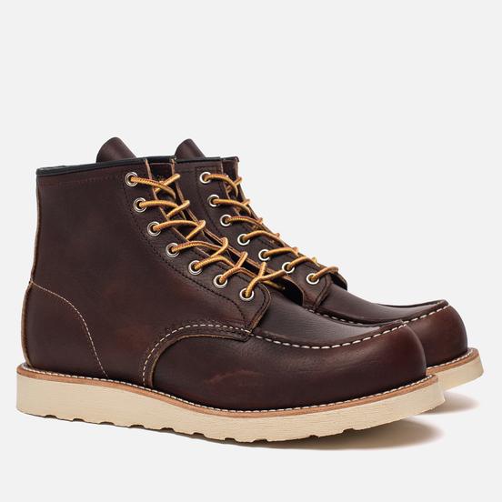 Мужские ботинки Red Wing Shoes 8138 Classic Moc Leather Briar Oil Slick