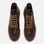Мужские ботинки Red Wing Shoes 8138 Classic Moc Leather Briar Oil Slick фото- 4