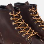 Мужские ботинки Red Wing Shoes 8138 Classic Moc Leather Briar Oil Slick фото- 5