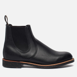 Мужские ботинки Red Wing Shoes 8200 Сhelsea Rancher Leather Black Star фото- 0