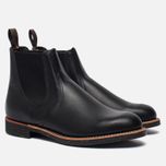 Мужские ботинки Red Wing Shoes 8200 Сhelsea Rancher Leather Black Star фото- 1