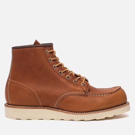Мужские ботинки Red Wing Shoes 875 Classic Moc Leather Oro Legacy