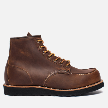 Мужские ботинки Red Wing Shoes 8886 6-Inch Moc Rough/Tough Leather Copper