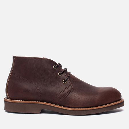 Мужские ботинки Red Wing Shoes 9215 Foreman Chukka Leather Briar Oil Slick