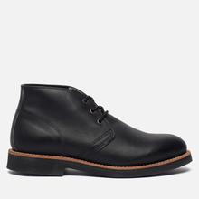 Мужские ботинки Red Wing Shoes 9216 Foreman Chukka Leather Black Harness фото- 0