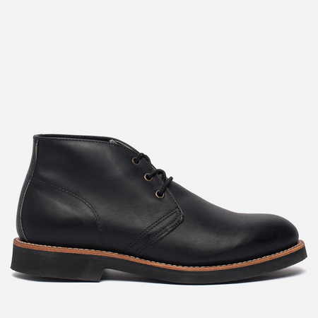 Мужские ботинки Red Wing Shoes 9216 Foreman Chukka Leather Black Harness