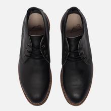 Мужские ботинки Red Wing Shoes 9216 Foreman Chukka Leather Black Harness фото- 4