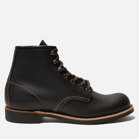 Мужские ботинки Red Wing Shoes Blacksmith Black Prairie Leather