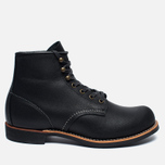 Red Wing Shoes Blacksmith Spitfire Leather Men's shoes Black photo- 0