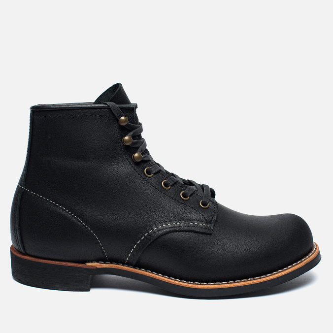 Red Wing Shoes Blacksmith Spitfire Leather Men's shoes Black