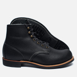 Red Wing Shoes Blacksmith Spitfire Leather Men's shoes Black photo- 1