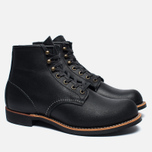 Red Wing Shoes Blacksmith Spitfire Leather Men's shoes Black photo- 2