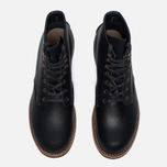 Red Wing Shoes Blacksmith Spitfire Leather Men's shoes Black photo- 4
