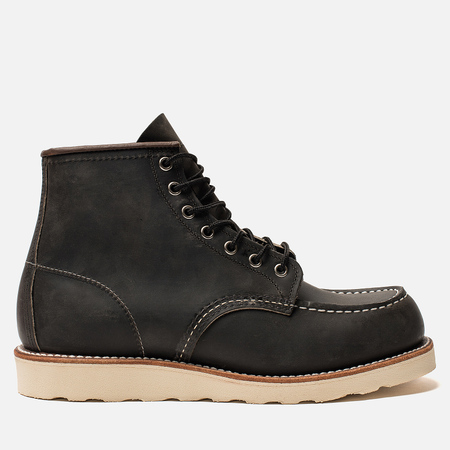 Мужские ботинки Red Wing Shoes Classic Moc Charcoal Rough/Tough Leather