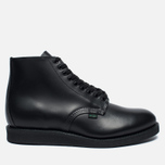 Мужские ботинки Red Wing Shoes 9197 Heritage Policeman Chaparral Leather Black фото- 0