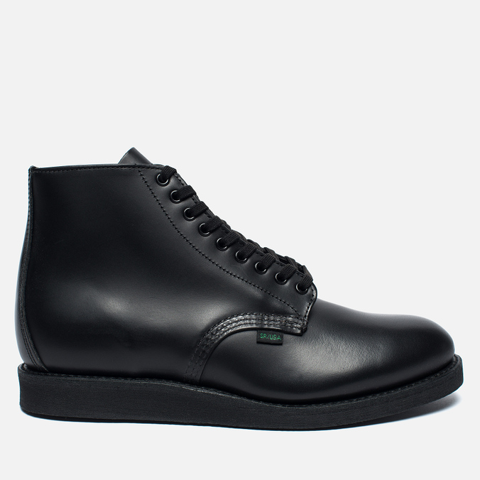 Мужские ботинки Red Wing Shoes 9197 Heritage Policeman Chaparral Leather Black