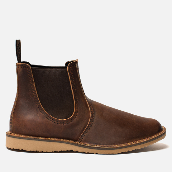 Мужские ботинки Red Wing Shoes Weekender Chelsea Copper Rough/Tough Leather