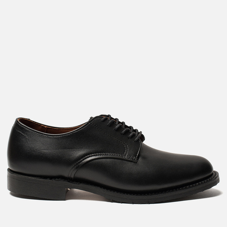 Мужские ботинки Red Wing Shoes Williston Oxford Black Featherstone Leather