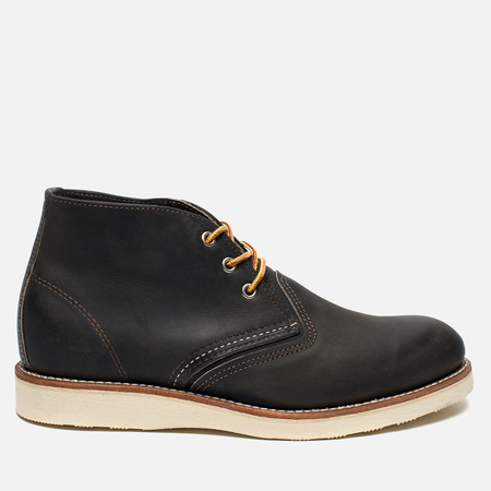 Мужские ботинки Red Wing Shoes 3150 Classic Chukka Rough/Tough Leather Charcoal