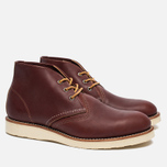Мужские ботинки Red Wing Shoes 3139 Work Chukka Worksmith Leather Copper фото- 2
