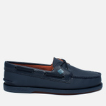 Мужские ботинки Sperry Top-Sider A/O 2-Eye Radar Navy фото- 0