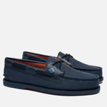 Мужские ботинки Sperry Top-Sider A/O 2-Eye Radar Navy фото- 2