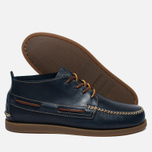 Мужские ботинки Sperry Top-Sider A/O Wedge Chukka Leather Navy фото- 1