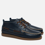 Мужские ботинки Sperry Top-Sider A/O Wedge Chukka Leather Navy фото- 2