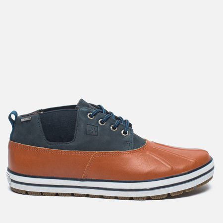 Sperry Top-Sider Fowl Weather Men's Shoes Orange/Navy