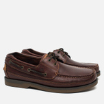 Мужские ботинки Sperry Top-Sider Mako 2-Eye Canoe Moc Amaretto фото- 1