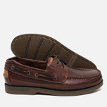 Мужские ботинки Sperry Top-Sider Mako 2-Eye Canoe Moc Amaretto фото- 2